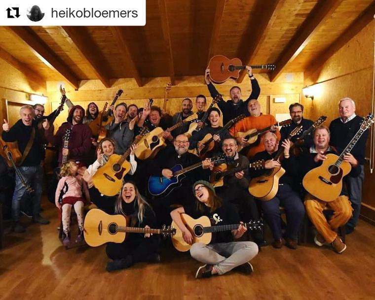 En el Hotel Tossal d'Altea se celebró el Taller Guitar Workshop Spain
