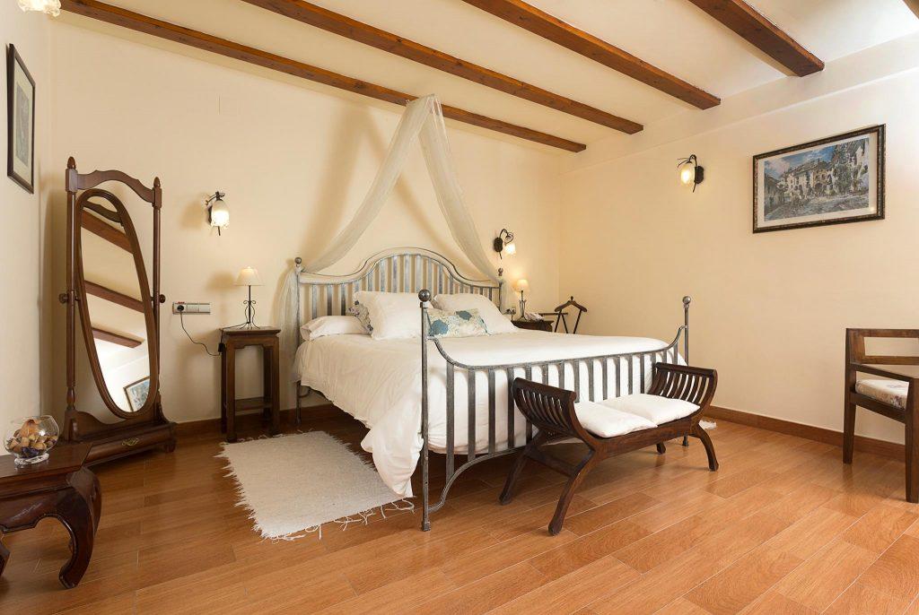 Suite especial con hidromasaje y sauna