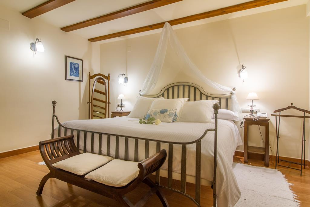 Suite King Size interior y espaciosa