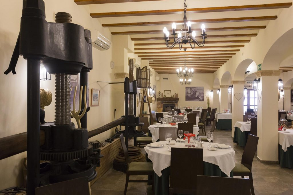 tradition Decoracion Rustica Almazara Hotel Tossal Altea