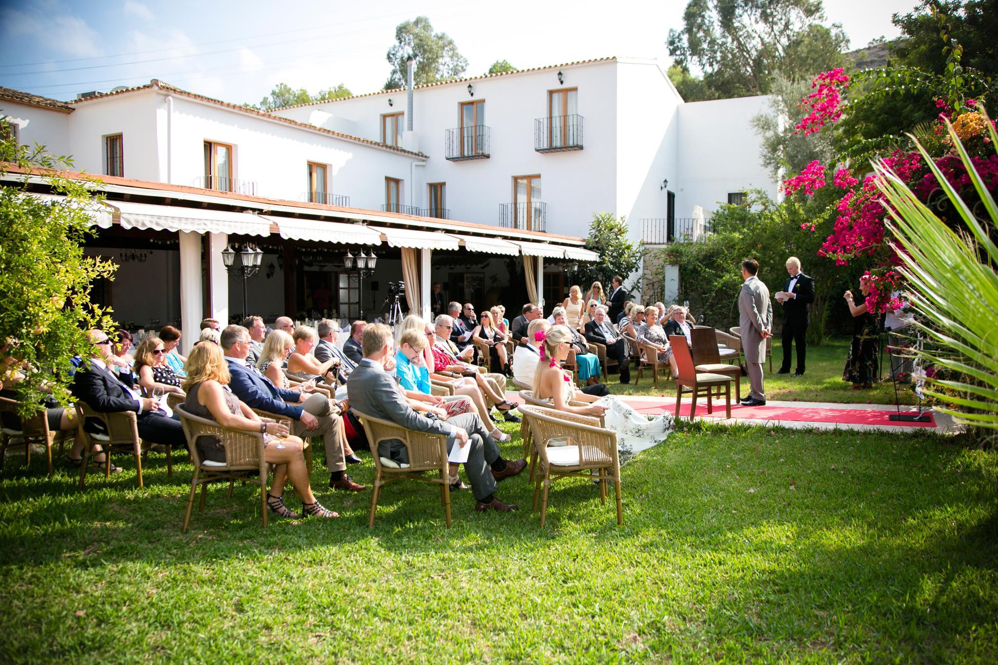 bodas weddings hotel tossal altea