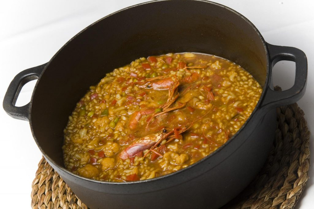 arroces paellas restaurante hotel tossal altea