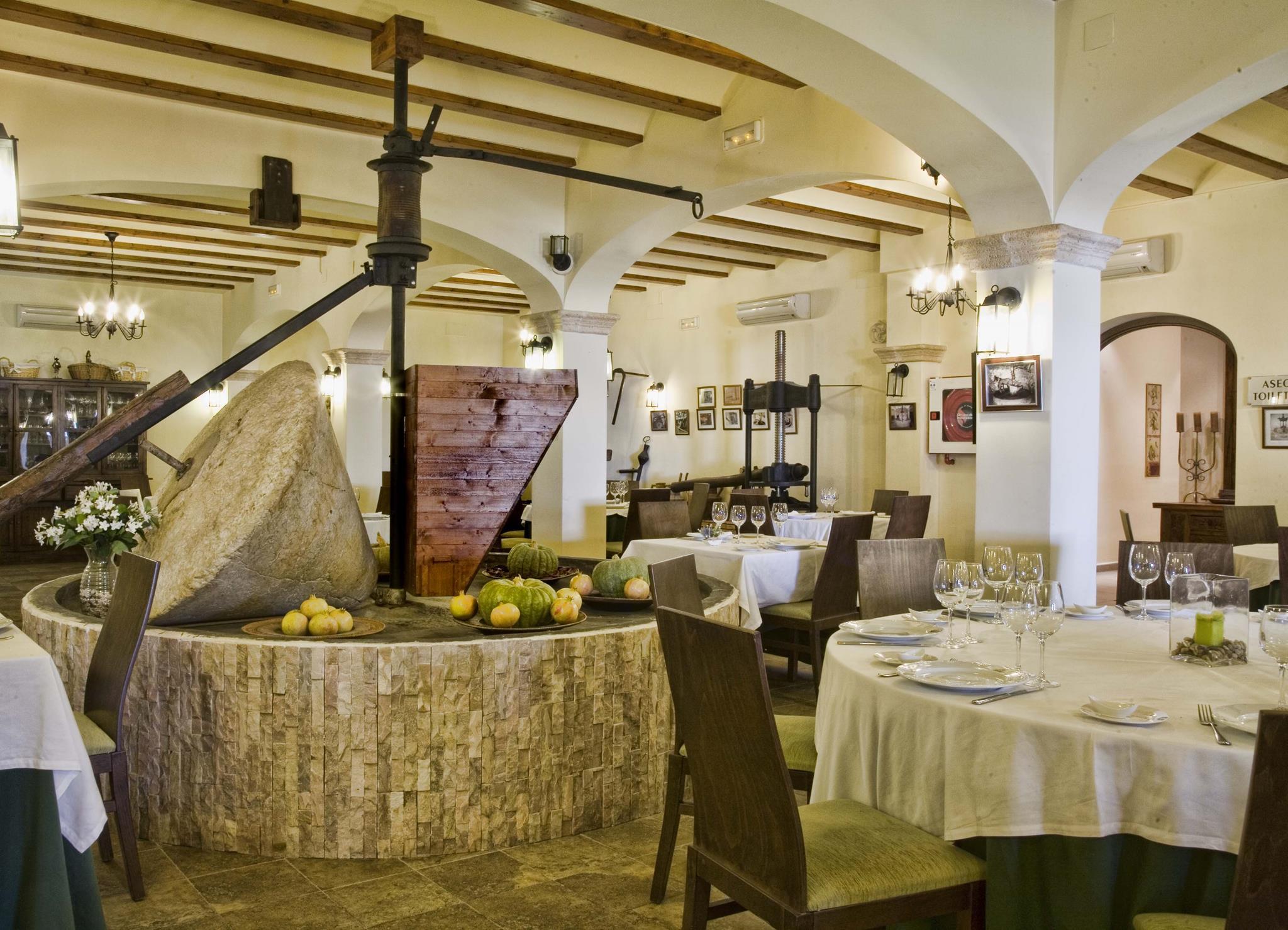Molino Olive Oil Mill Hotel Tossal Altea