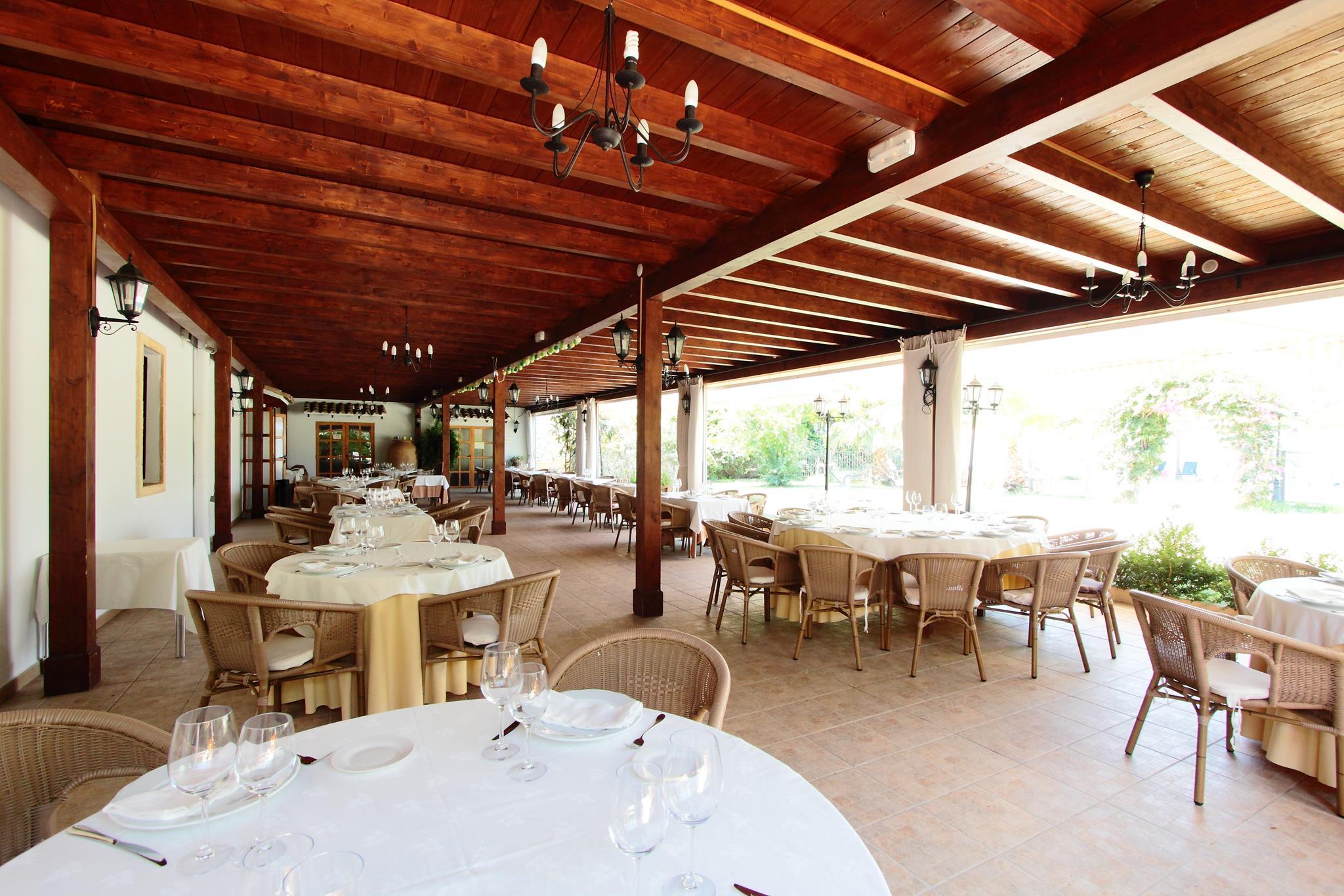 Terraza Terrasse Hotel Tossal Altea