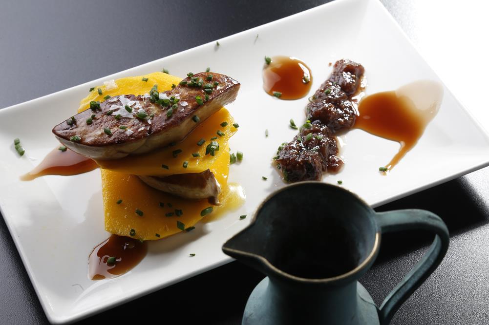 restaurante foie hotel tossal altea