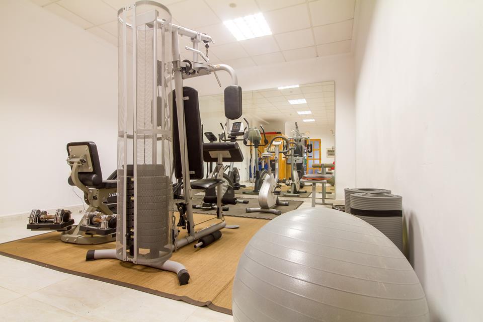 Gym Fitness Center