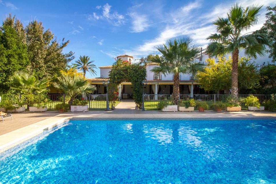 hotel tossal altea home inicio piscina servicios services pool