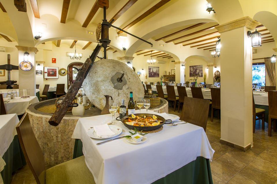 restaurante restaurant hotel tossal altea 2