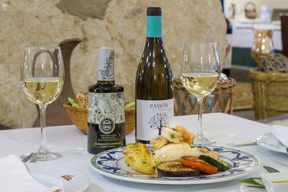 restaurante restaurant hotel tossal altea vinos wines