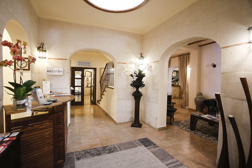 hotel tossal altea servicios services serveis 1