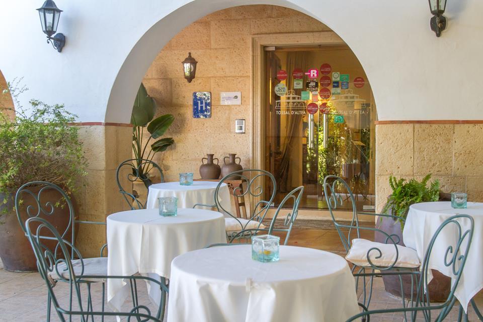 hotel tossal altea reservar book