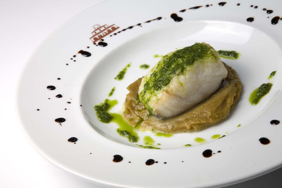 Bacalao olivas codfish restaurante restaurant tossal altea Carta