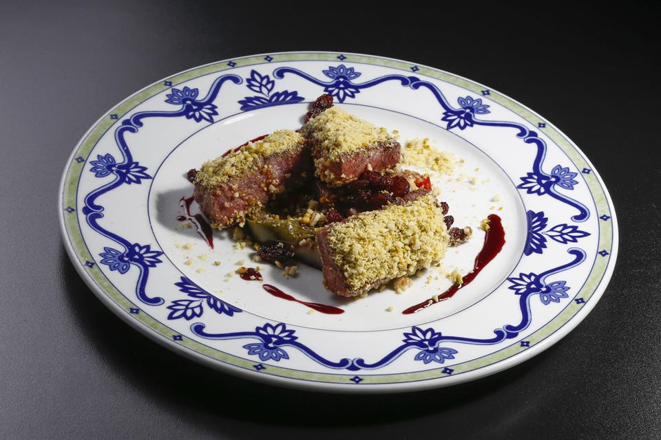 Carne meat restaurante restaurant tossal altea Carta