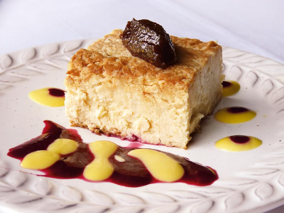 Tarta queso cheesecake restaurante restaurant tossal altea Carta