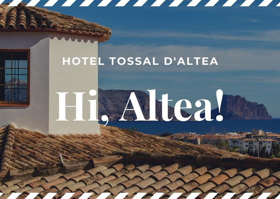header home hotel tossal d'altea hello
