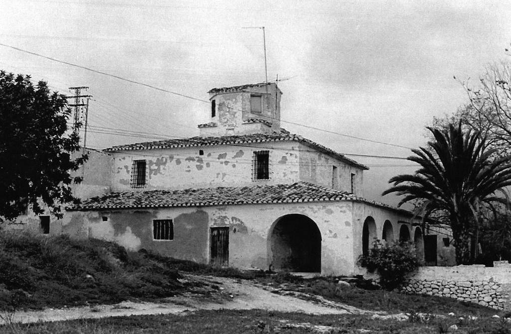 Tradicion Tradition Hotel Tossal Altea antigua almazara