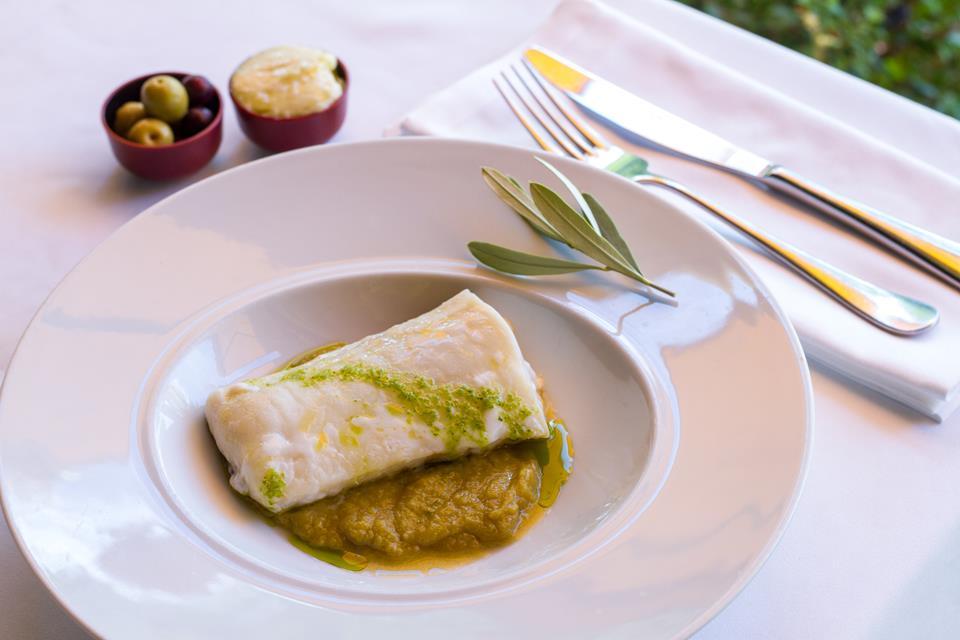 Bacalao oliva restaurante restaurant Hotel Tossal Altea