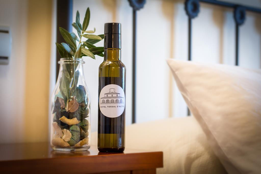 Reservar Book Hotel Tossal d'Altea oliva