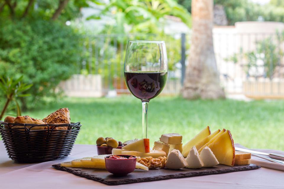 Surtido quesos restaurante restaurant Hotel Tossal Altea