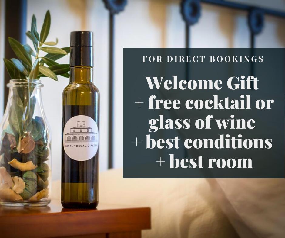 Direct Bookings offers Hotel Tossal d'Altea website
