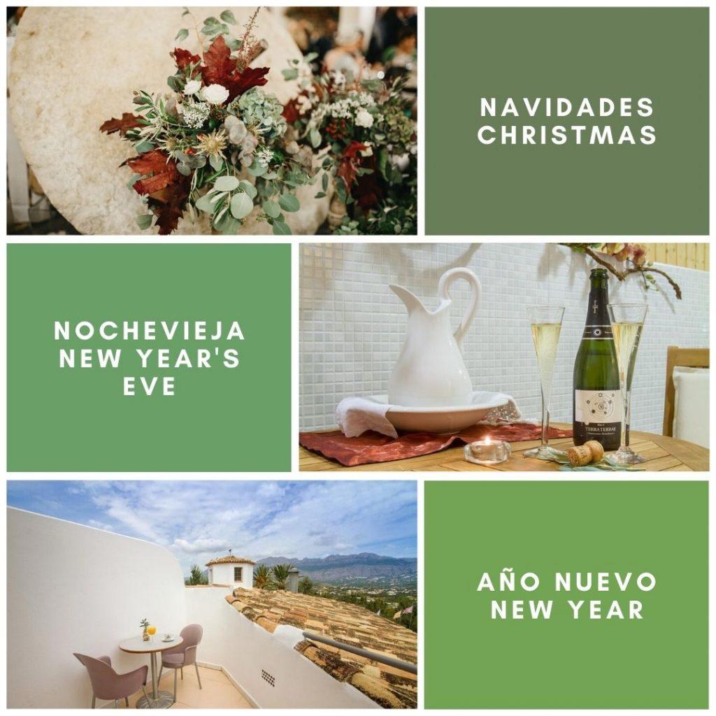 Christmas Christmas Eve New Year Eve Hotel Tossal Altea blog